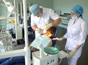 стоматологический кабинет санатория Океанский
