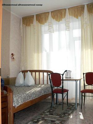одноместный однокомнатный номер  санаторий Шмаковский