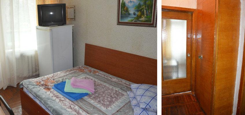 Двухместный однокомнатный номер повышенной комфортности, санаторий Океанский, корпус №3 (1-4 этаж)