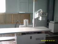 рентген кабинет санатория Дарасунский